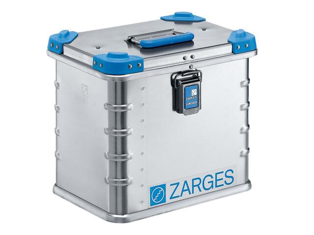 Zarges Eurobox - Cajas - 27 Liter gris/blanco